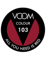 VOOM 103 UV Gel Polish All You Need is Red
