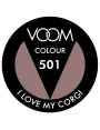 VOOM 501 UV Gel Polish I Love My Corgi