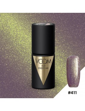 VOOM 411 UV Gel Polish Prosecco Shimmer