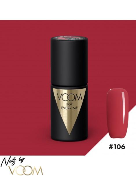 VOOM 106 UV Gel Polish Turn Up The Heat