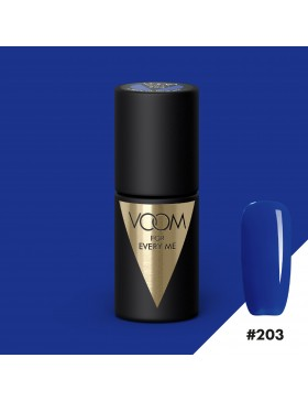 VOOM 203 UV Gel Polish A Piece of Blue Sky