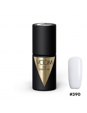 VOOM 390 UV Gel Polish Swiss Snow