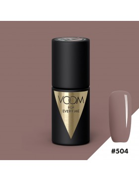 VOOM 504 UV Gel Polish Naked Truth