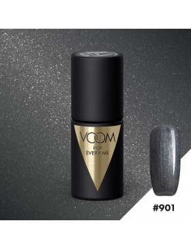 VOOM 901 UV Gel Polish Silver Screen Star