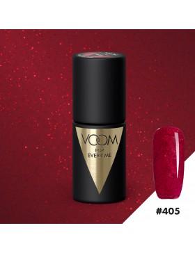 VOOM 405 UV Gel Polish Electric Red