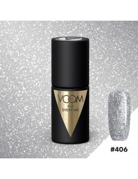 VOOM 406 UV Gel Polish Diamonds Are Forever