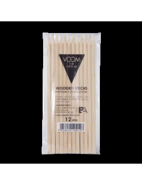 Wooden Sticks - 12 pcs